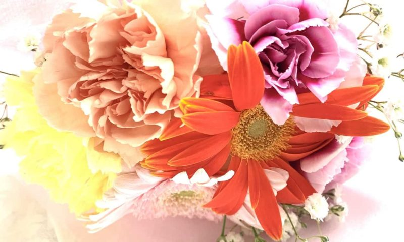 母の日 花束の画像 カーネーション